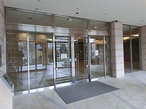中古マンション-神戸市垂水区小束山本町4丁目 エントランス