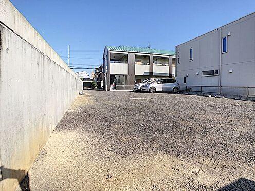 土地-豊田市山之手9丁目 お庭スペースも広々ととれます。