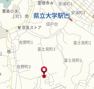 マンション(建物一部)-横須賀市富士見町3丁目 その他