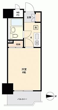 マンション(建物一部)-仙台市青葉区上杉2丁目 間取り