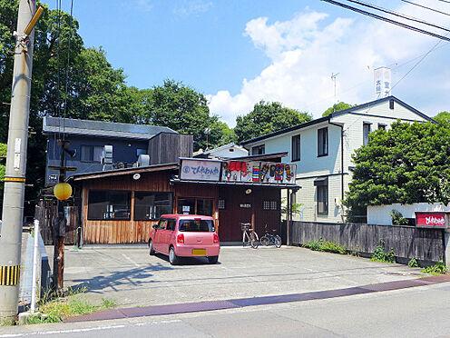 店舗付住宅(建物全部)-松山市居相2丁目 外観