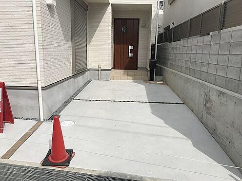 新築一戸建て-神戸市須磨区離宮前町1丁目 駐車場