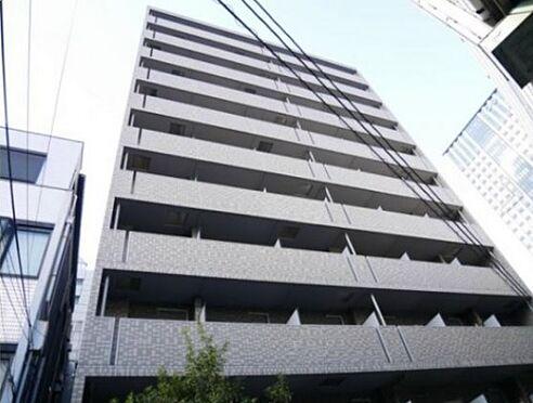 マンション(建物一部)-大阪市西区阿波座1丁目 シンプルな外装