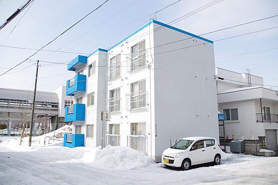 マンション(建物全部)-札幌市南区澄川四条7丁目 外観