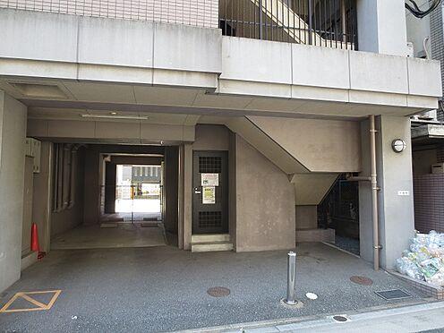 マンション(建物一部)-福岡市博多区博多駅前4丁目 裏側(北東側)の外観。