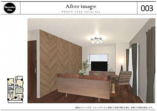 区分マンション-名古屋市中川区東起町5丁目 【LDKリノベーションプラン】価格700万円プラン。お客様のご要望に応じてプランのご提案をいたします。