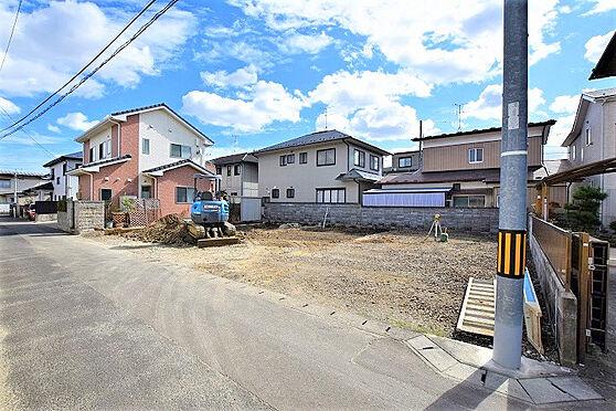 新築一戸建て-仙台市若林区中倉1丁目 外観