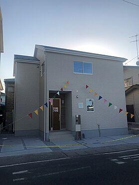 新築一戸建て-加須市南町 外観