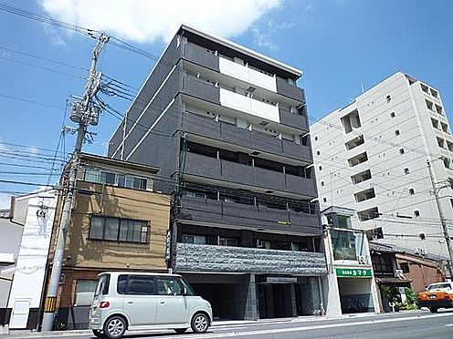 区分マンション-京都市下京区上五条町 外観
