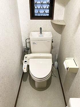 中古一戸建て-大阪市平野区背戸口4丁目 トイレ
