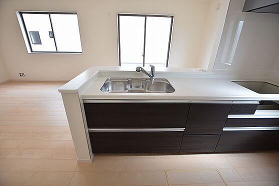 新築一戸建て-多賀城市高橋1丁目 キッチン