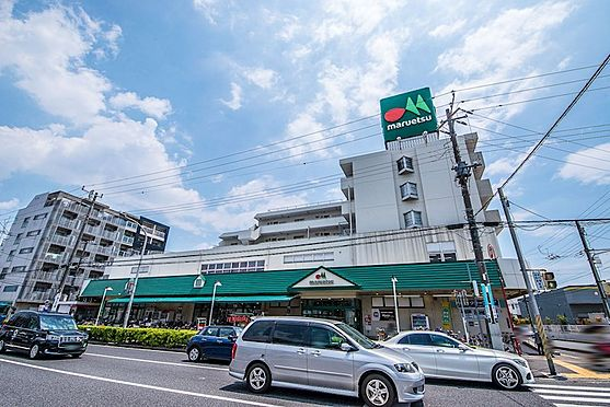アパート-浦安市富士見2丁目 24時間営業のマルエツ浦安店まで徒歩4分。
