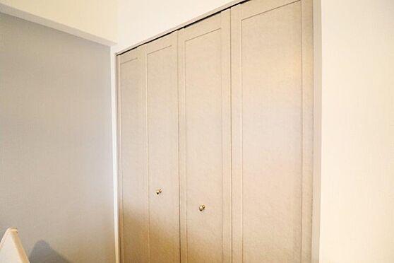 中古マンション-八王子市下柚木2丁目 洋室2の収納