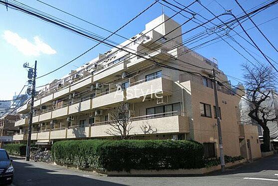 区分マンション-渋谷区千駄ヶ谷3丁目 外観