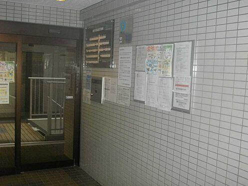中古マンション-横浜市金沢区富岡東1丁目 エントランス