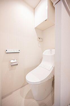 中古マンション-渋谷区代々木2丁目 トイレ/温水洗浄便座付トイレ