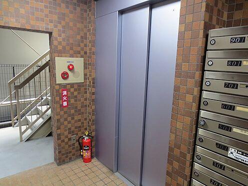 区分マンション-中央区日本橋浜町3丁目 エレベーター