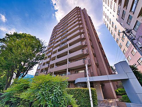 区分マンション-渋谷区恵比寿3丁目 東側外観