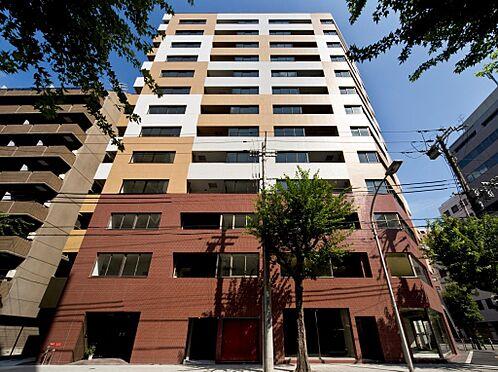 マンション(建物一部)-大阪市中央区内本町1丁目 オシャレなデザインの外観。