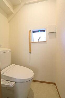 新築一戸建て-仙台市泉区泉ケ丘3丁目 トイレ