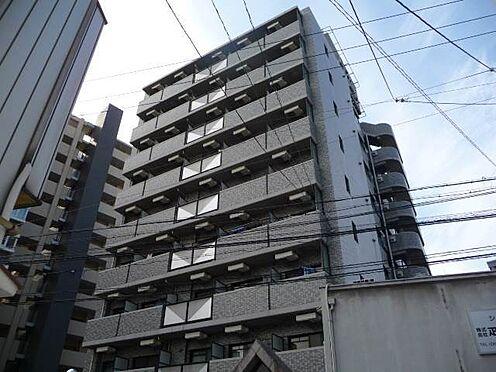 マンション(建物一部)-大阪市東成区中道1丁目 お洒落な外観