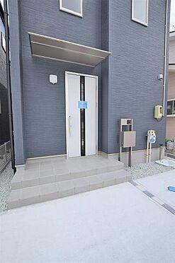 新築一戸建て-仙台市若林区志波町 玄関