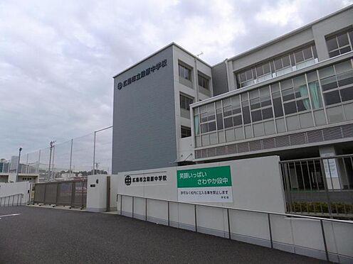 マンション(建物一部)-広島市南区東雲2丁目 広島市立段原中学校 約1300m 徒歩17分