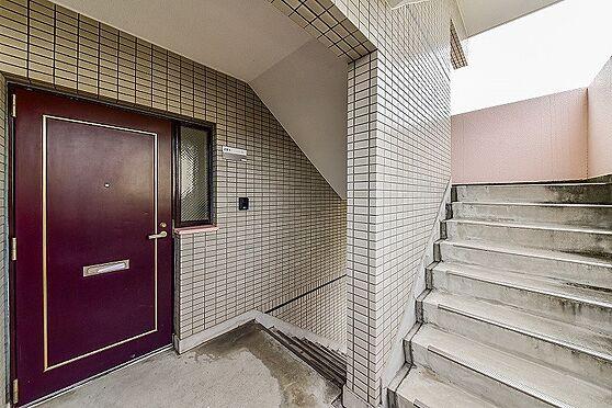 一棟マンション-名古屋市名東区社が丘1丁目 エントランス