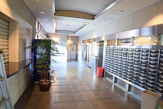 マンション(建物一部)-大阪市浪速区恵美須西2丁目 広々としたエントランス