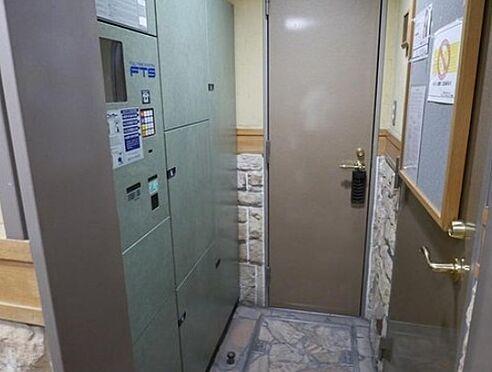 マンション(建物一部)-大阪市中央区常盤町2丁目 便利な宅配ボックスあり