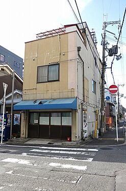 土地-京都市下京区志水町 現況は木鉄骨造の古家があります