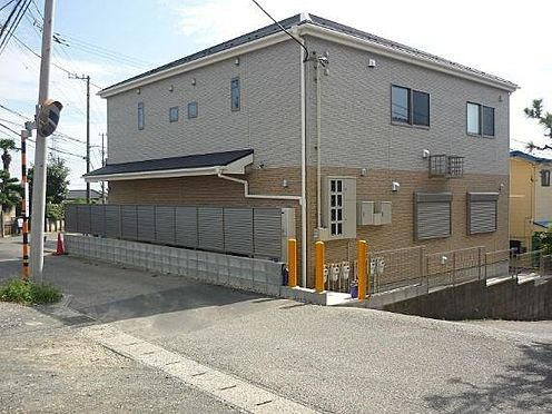 アパート-千葉市中央区大巌寺町 外観