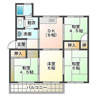 マンション(建物一部)-神戸市垂水区青山台4丁目 最上階のお部屋