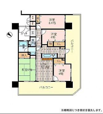 マンション(建物一部)-大阪市淀川区加島3丁目 間取り