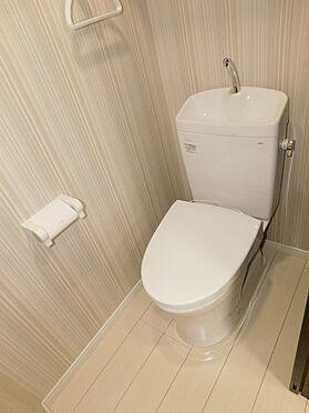 マンション(建物一部)-板橋区西台2丁目 トイレ