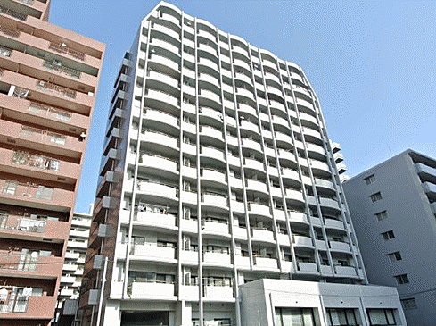 マンション(建物一部)-福岡市中央区荒戸2丁目 外観