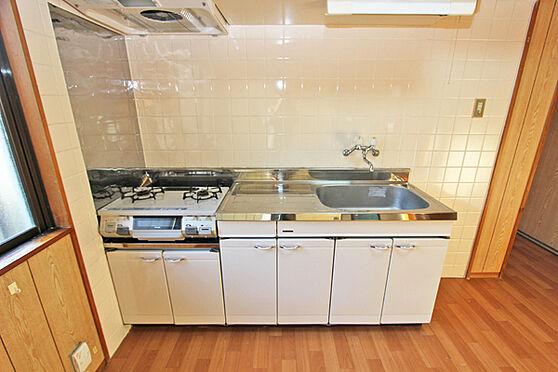 アパート-中頭郡読谷村字比謝 1F・2F キッチン