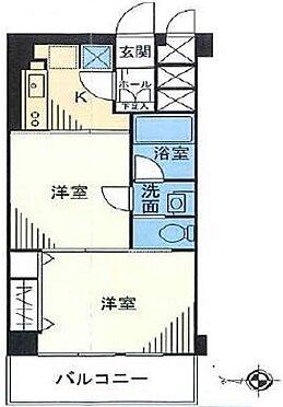マンション(建物一部)-小金井市本町6丁目 間取り