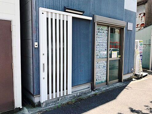 店舗付住宅(建物全部)-横須賀市安浦町3丁目 玄関
