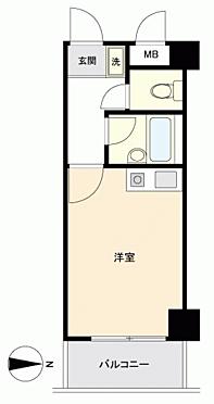 マンション(建物一部)-新潟市中央区日の出3丁目 間取り