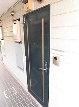 アパート-春日部市粕壁東6丁目 玄関