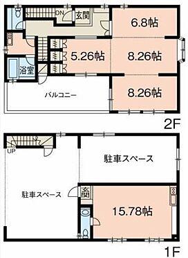 店舗事務所(建物全部)-平塚市諏訪町 間取り