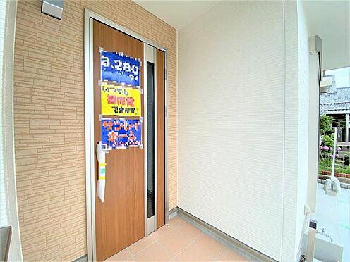 戸建賃貸-仙台市泉区南中山3丁目 玄関