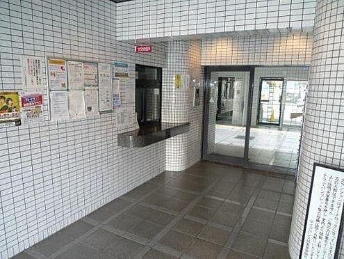 マンション(建物一部)-京都市東山区毘沙門町 エントランスは防犯性に配慮