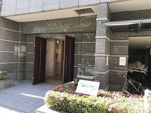 中古マンション-大阪市中央区東高麗橋 エントランス