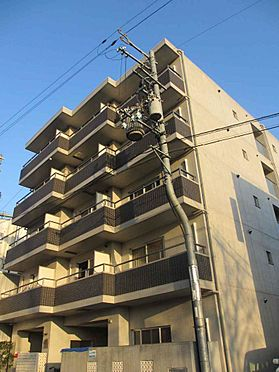 マンション(建物全部)-堺市中区深井清水町 外観