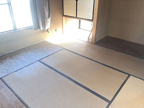 戸建賃貸-岡崎市井田町字茨坪 いぐさの香る和室でリラックスした毎日を