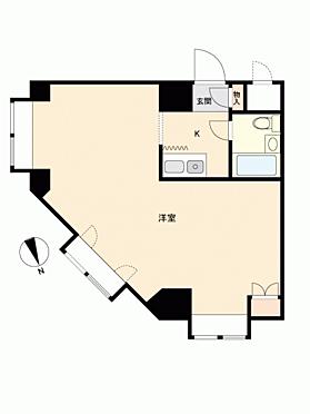 マンション(建物一部)-名古屋市中区金山1丁目 間取り