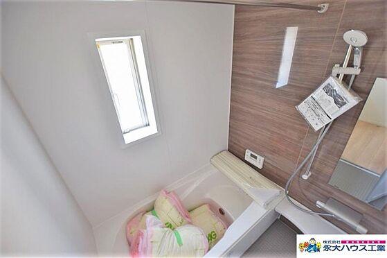 戸建賃貸-仙台市太白区茂庭字新組 風呂