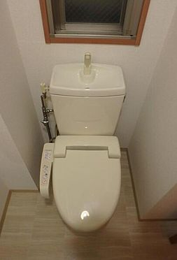 マンション(建物一部)-豊島区高田3丁目 トイレ